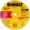 "DISCO CORTE FINO T41 9"" X 5/64"" X 7/8"" DEWALT DW8067LA"