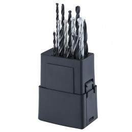 SET DE BROCAS X 13U.  BLACK...